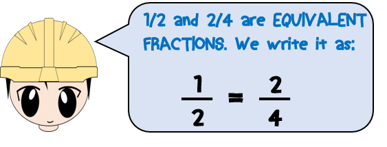 equivalent-fraction