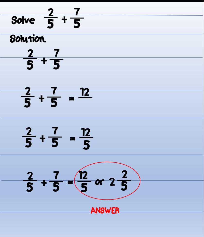 Adding similar-Fraction-example-no.5